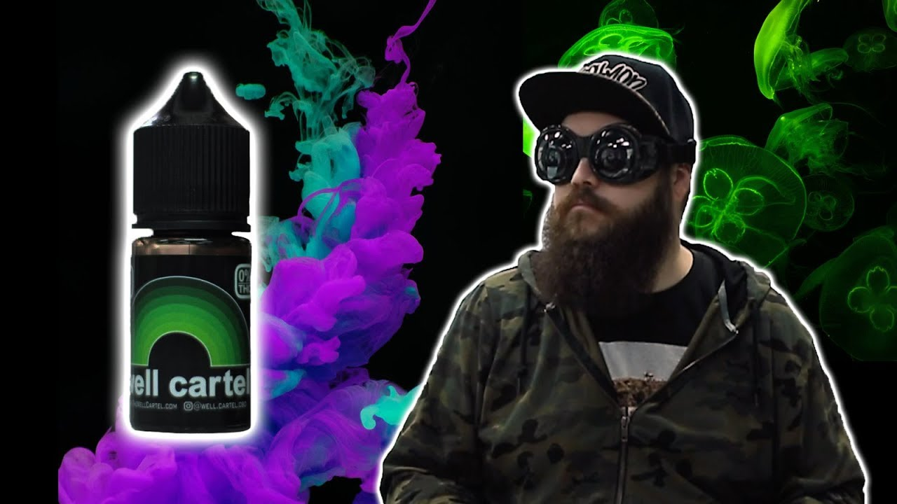 I Vaped CBD E-Liquid And Things Got Weird | Well Cartel Cotton Candy E-Liquid