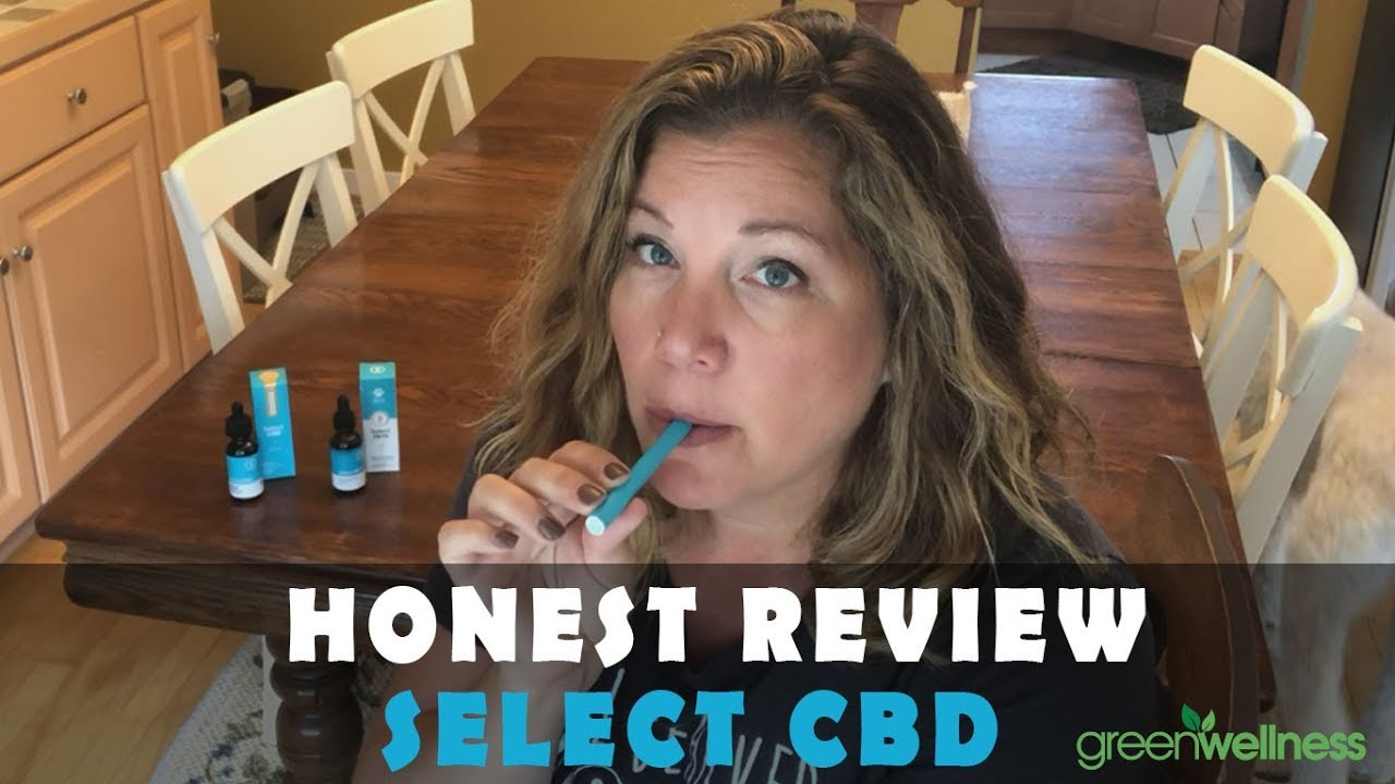 6-month Update Review on Select CBD Vape Pen & Tincture!
