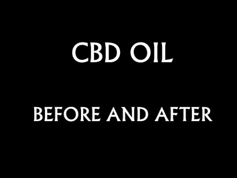 CBD Oil – The effects after 3 hours