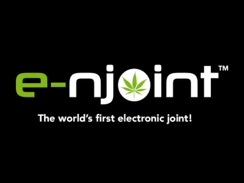 The Worlds First Cannabis (weed) flavour e-njoint 300 puff Electric Vaporizer