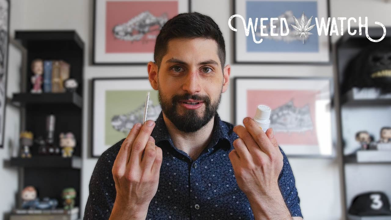 How To Take Cannabis Oil | Weed Watch