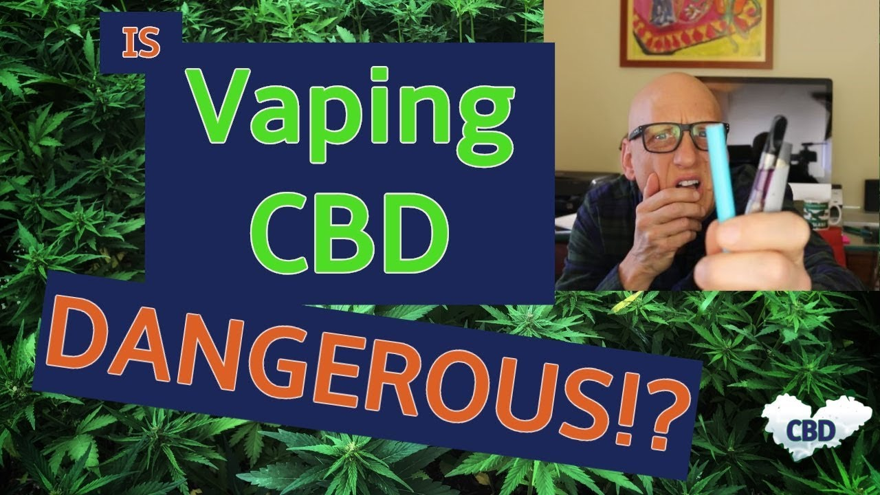 Is Vaping CBD Safe or Dangerous? Avoiding the Risks
