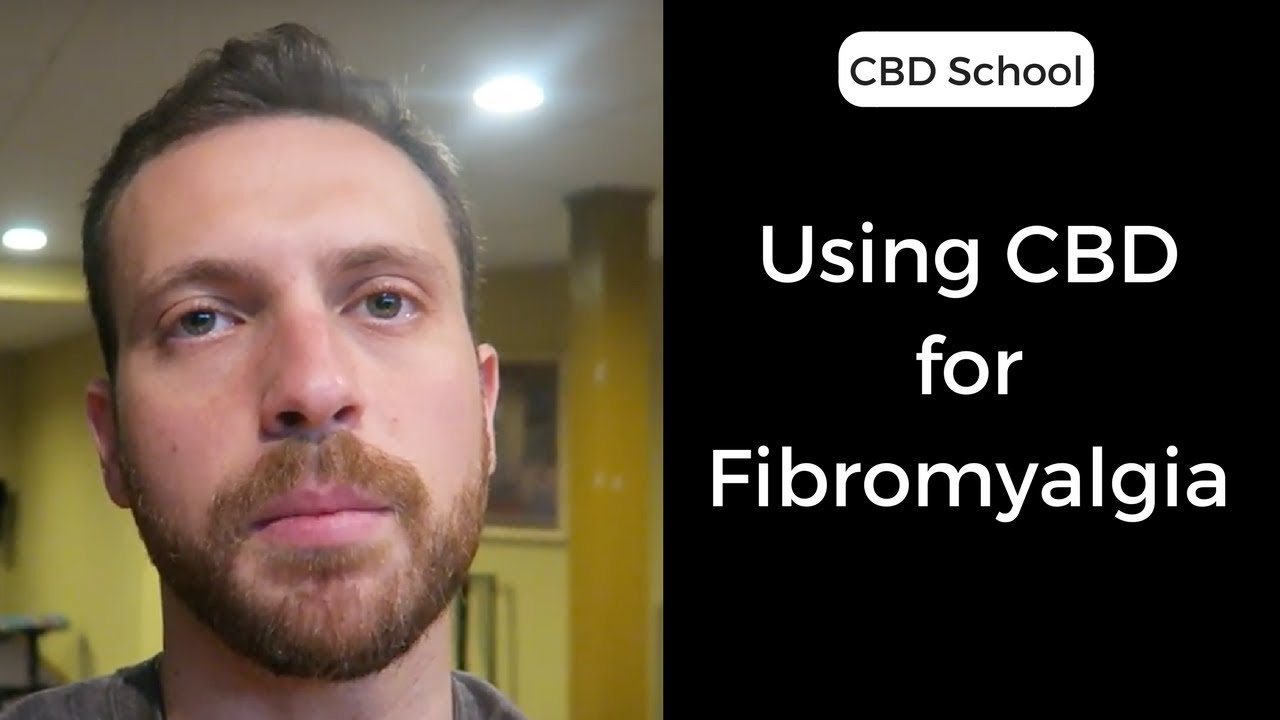 Does CBD work for fibromyalgia?