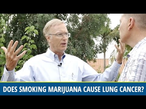 Dr. Patrick Quillin | Does Smoking Marijuana Cause Lung Cancer? (& Benefits of the Cannabis Plant)