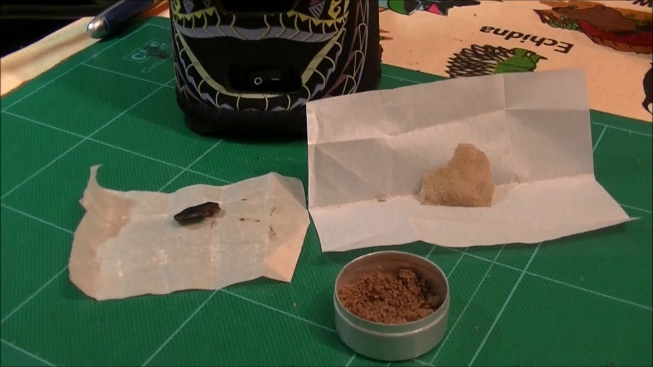 Vaporizing 3 Different Hash's out of the Vapexhale