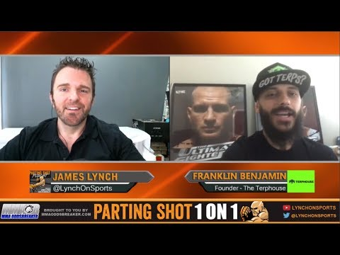 Franklin Benjamin talks about the benefits CBD Oil for Fighters