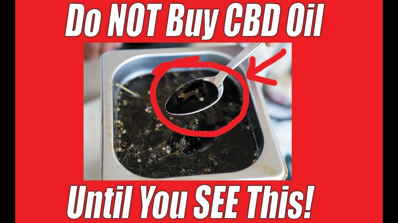 CBD For Sale – DO NOT Buy CBD Oil Until You See This!